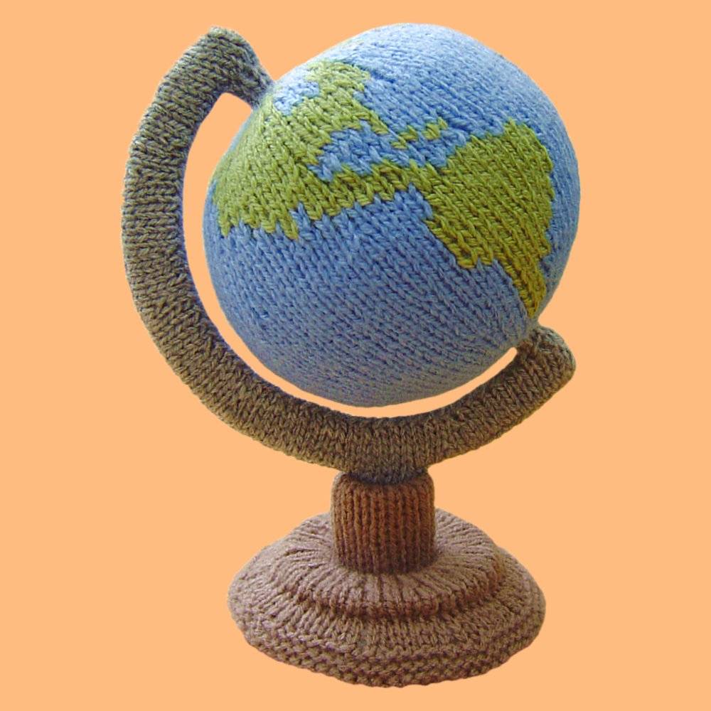 Free Novelty Knitting Patterns : Clare Scope-Farrell Novelty Knitting Patterns - News - Knitted Globe - New an...