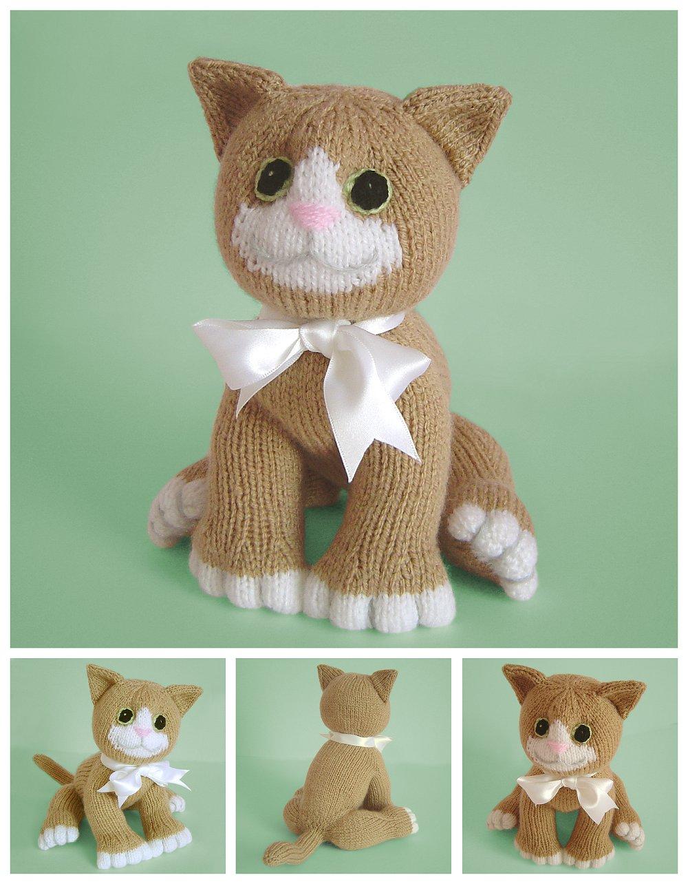 Knitting Kitten : Clare scope farrell novelty knitting patterns news let
