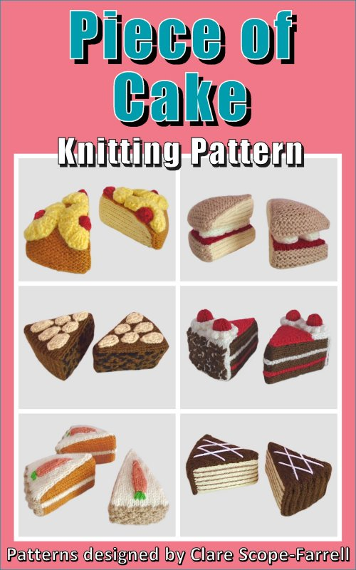 KNITTING PATTERN FOR A CHRISTMAS CRACKER CHOCOLATE ROLL COVER
