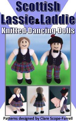 Clare Scope-Farrell Novelty Knitting Patterns - Knitting ...